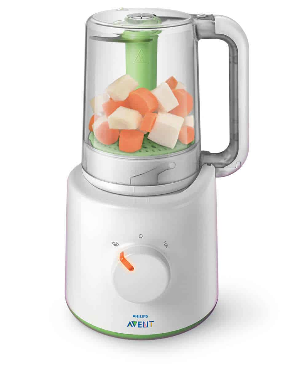 Philips Avent EasyPappa Plus 2 in 1