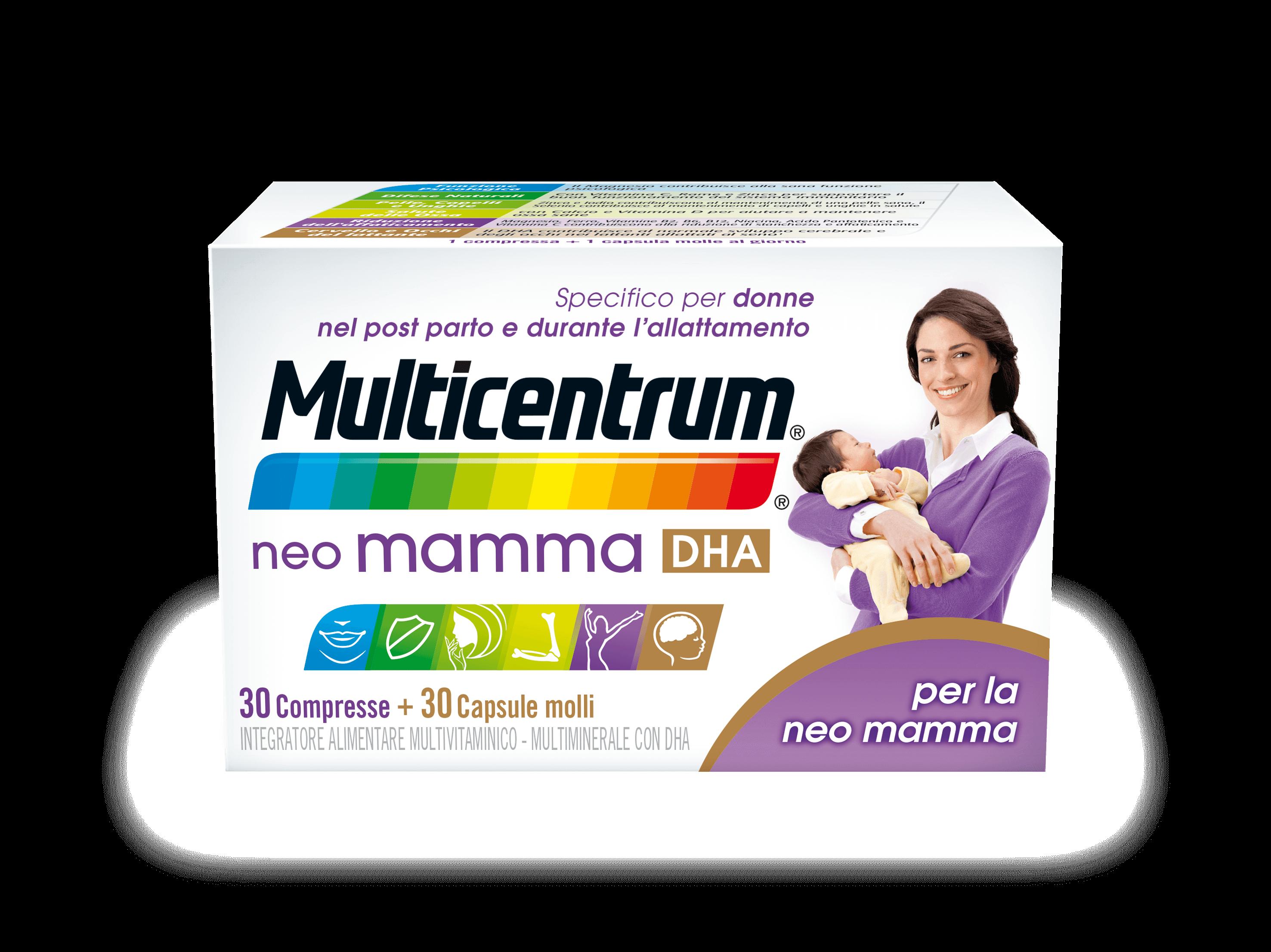 Multicentrum neo mamma DHA 30