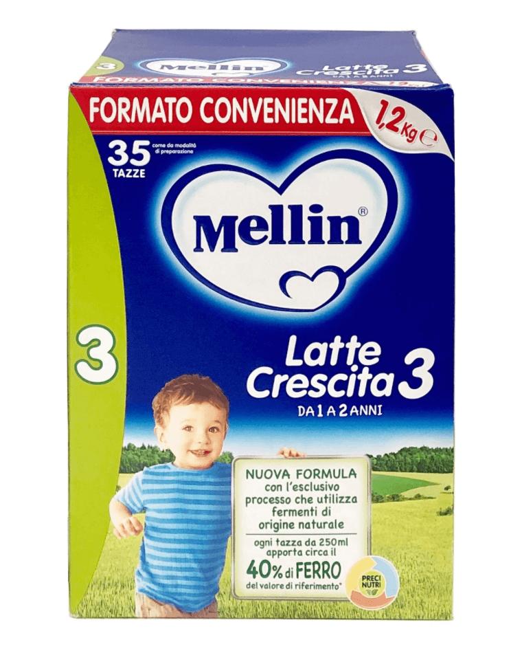 latte crescita mellin 3