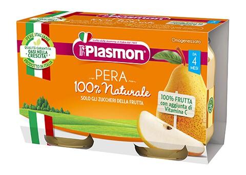 Omogeneizzato Di Frutta Plasmon