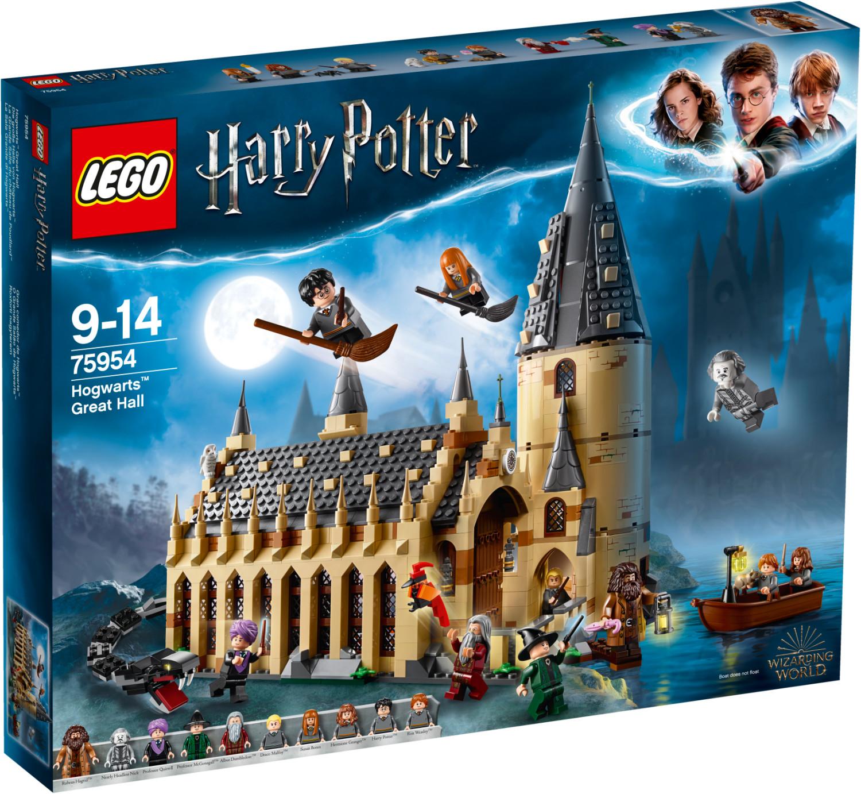 Lego - La Sala Grande Di Hogwarts