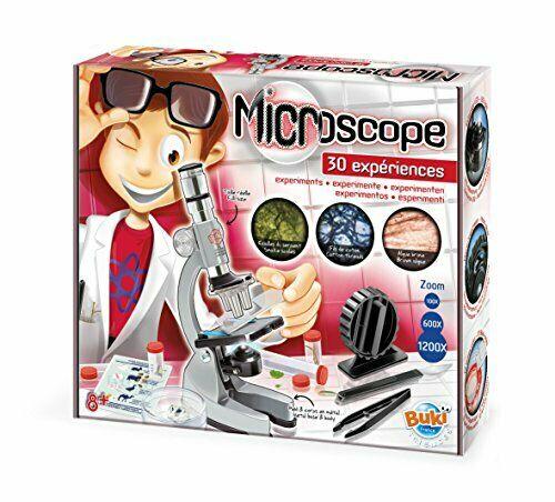 Microscopio 30 Esperimenti