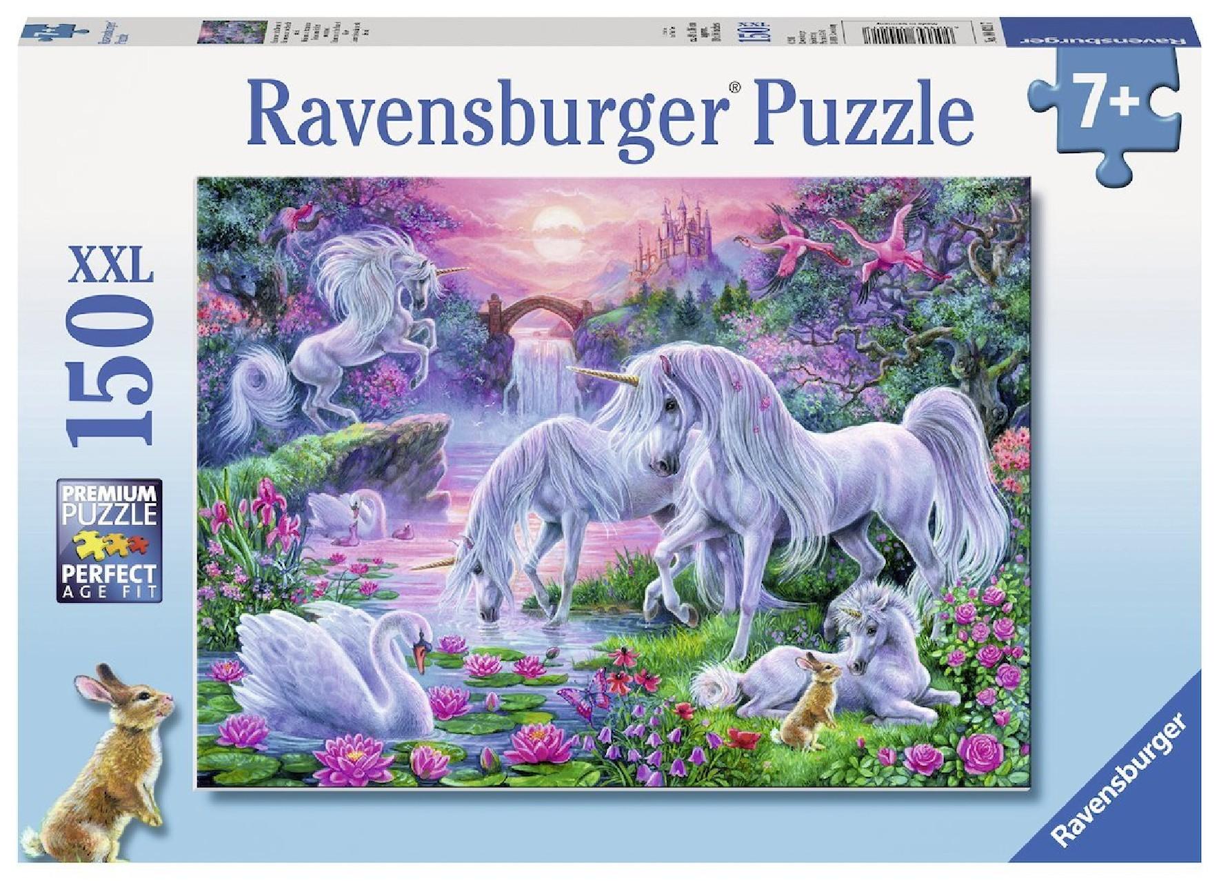 Puzzle Per Bambine Con Unicorni