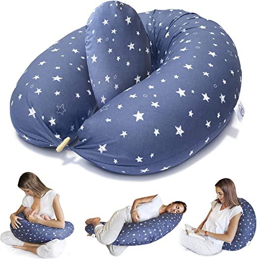 cuscino allattamento multifunzione bamibi