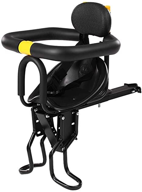 seggiolino per bici anteriore lixada