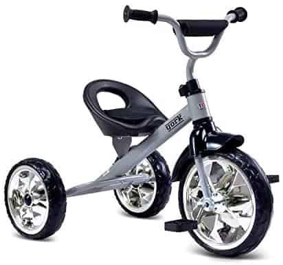 triciclo per bambini york toyz