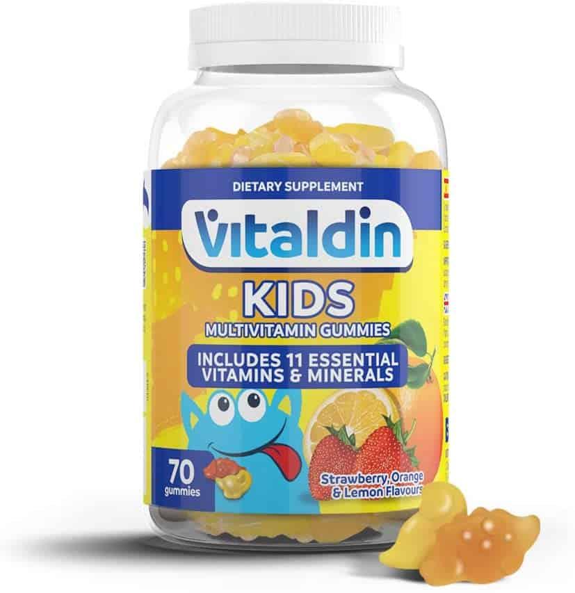 multivitaminico per bambini vitaldin