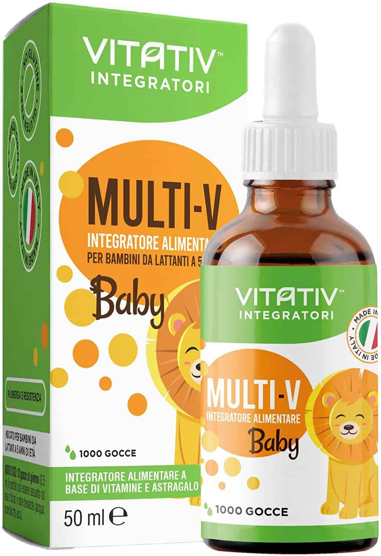 multivitaminico per bambini vitativ