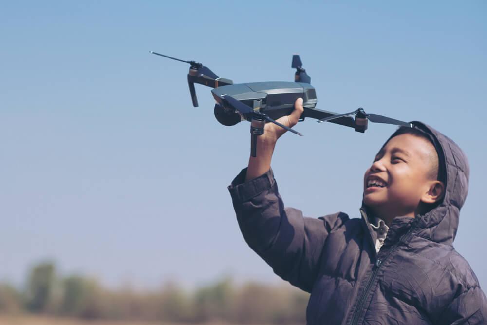 miglior drone per bambini