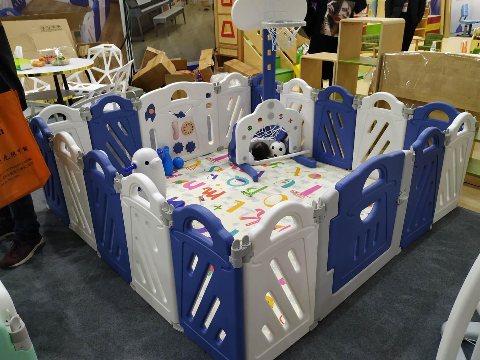 recinto per bambini