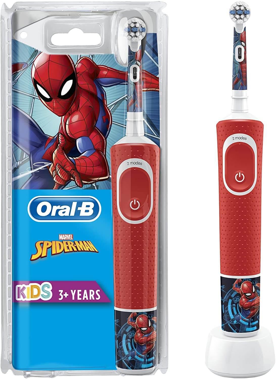 spazzolino elettrico per bambini oral-b